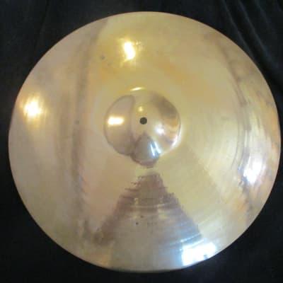 Zildjian A Custom 20 Inch Ride Cymbal, Brilliant Finish, 2298 Grams - Clean!