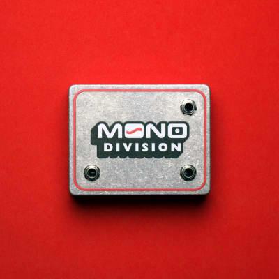 Mono Division Junction Box — Passive Splitter and Passive Mixer for Guitar