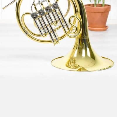 Main Hoorn Bb/F Tuning