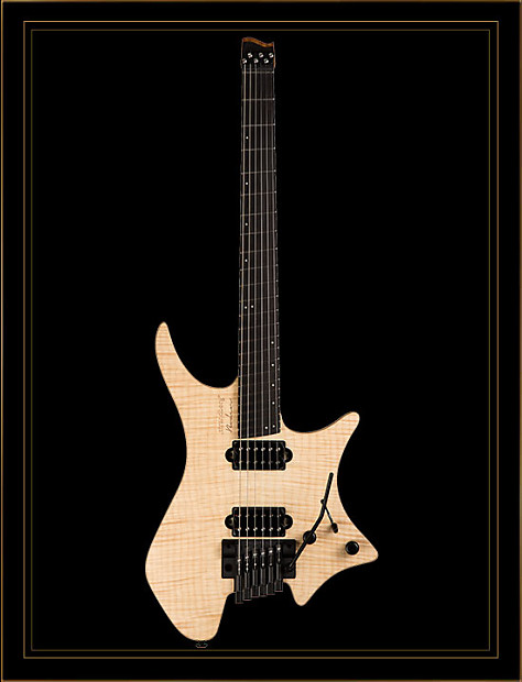 Strandberg boden prog 6 in natural the guitar sanctuary for Strandberg boden 6