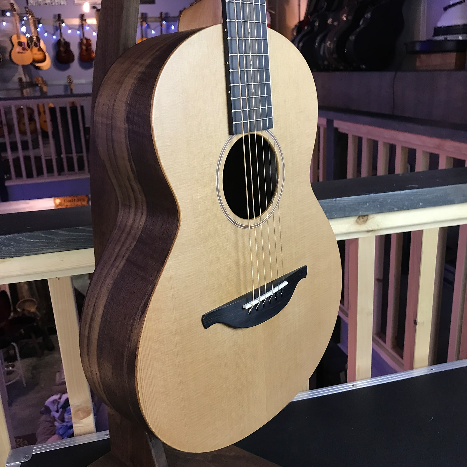 Sheeran by Lowden Wee W-01  AVAILABLE Walnut/Cedar Guitar