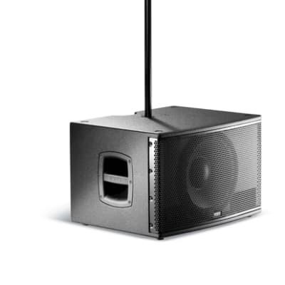 FBT VERTUS CS 1000 Compact 600W + 400W 128dB Line Array System - Open Box