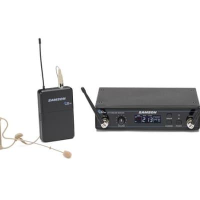 Samson Microphone Wireless head Concert 99