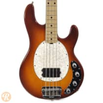 Ernie Ball Music Man StingRay 4 H 1990s Burst image