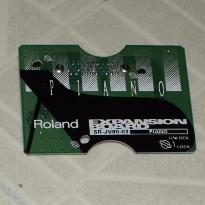 Roland SR-JV80-03 Piano Expansion Board