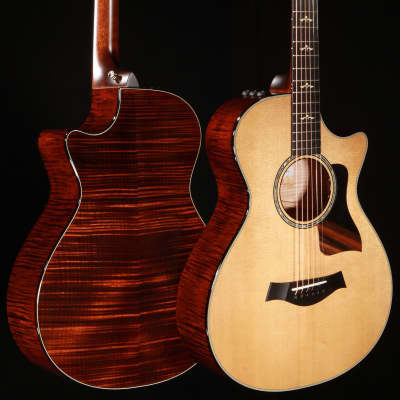 Taylor 612ce 12-Fret V-Class Grand Concert w/Deluxe Hardshell Case for sale