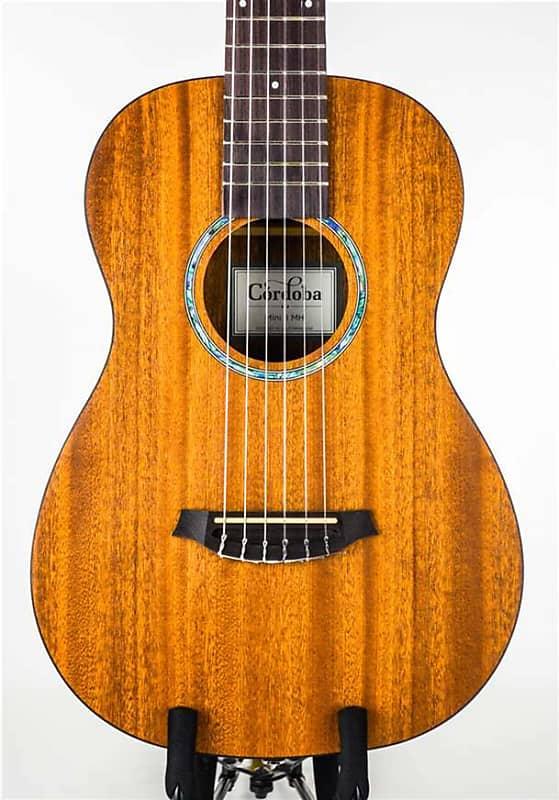 cordoba mini ii mh travel sized classical guitar reverb. Black Bedroom Furniture Sets. Home Design Ideas