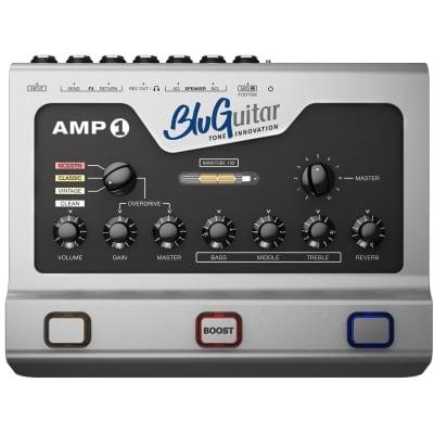BluGuitar Amp1 Mercury Edition 100W Guitar Amplifier with Nanotube (Demo Unit) for sale
