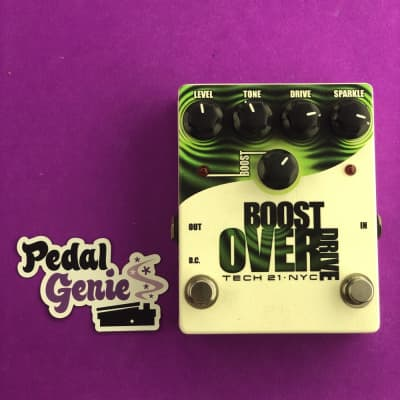 [USED] Tech 21 BST-O Boost Overdrive