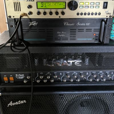 Crate Bv300hd Early rare Black for sale