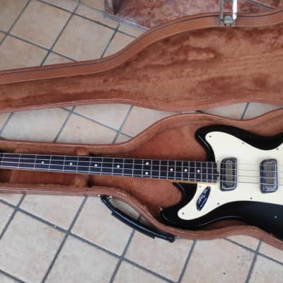 Meazzi Hollywood Tiger Bass 1965 Vintage made in Italy for sale