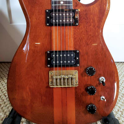 Conn CSE-5 1979 Neck-Through-Body Japanese Electric Guitar.   Jerry Garcia Electronics for sale