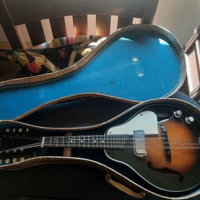 Kay Mandolin N1 Electric  50's-60's W/ Original Case for sale