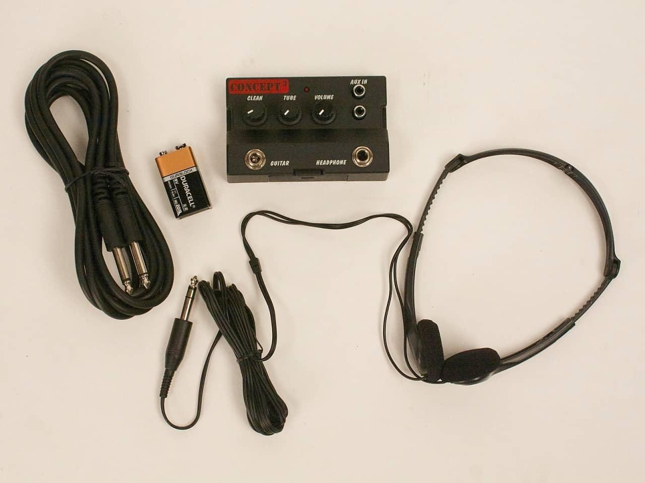 guitar bass headphone amplifier headphones reverb. Black Bedroom Furniture Sets. Home Design Ideas