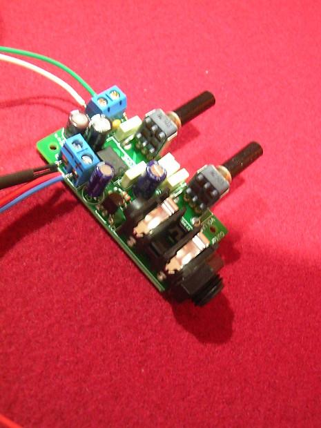 mini guitar amp kit with 4 u0026quot  speaker