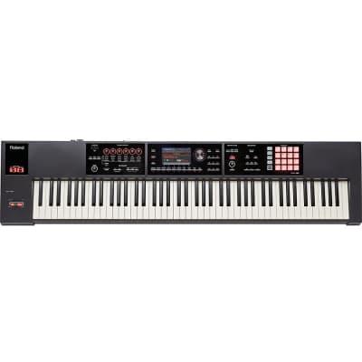 Roland FA-08 88-key Music Workstation Keyboard