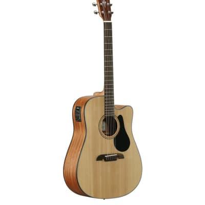 Alvarez Artist AD30CE Natural Satin Acoustic Guitar