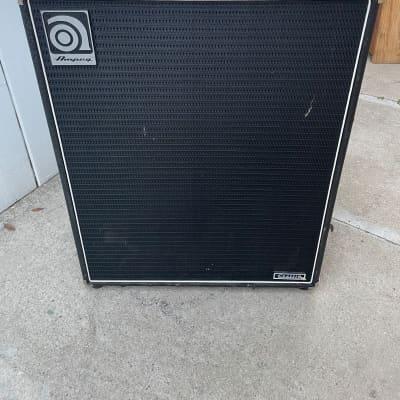 """Ampeg SVT-410HLF Classic Series 500-Watt 4x10"""" Bass Speaker Cabinet"""