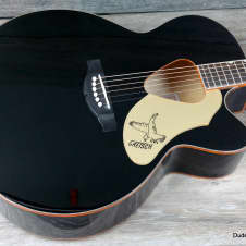 Gretsch G5022CBFE Rancher Falcon Jumbo Acoustic/Electric, Fishman Pickup System, Black