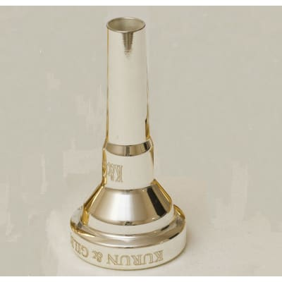 K&G Trombone Small Shank Mouthpieces 4B