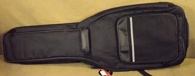 travel sonic tsde deluxe soft guitar case dale 39 s gear reverb. Black Bedroom Furniture Sets. Home Design Ideas