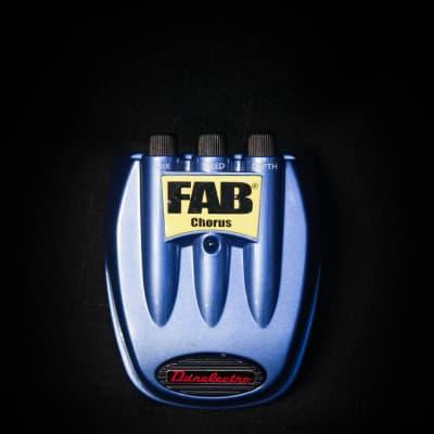 Used Danelectro FAB Chorus Pedal