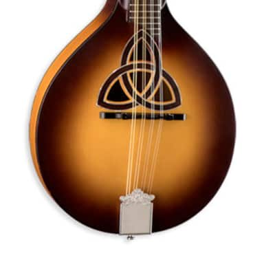 Luna Guitars Trinity A-Style Mandolin w/ Celtic Inlay A-Style Mandolin for sale