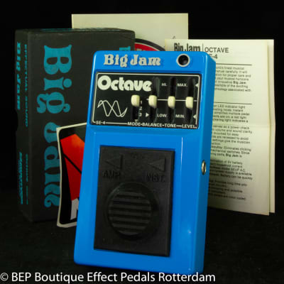 Multivox Big Jam SE-4 Octave late 70's s/n 02183 Japan