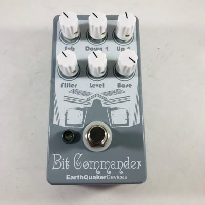 EarthQuaker Devices Bit Commander Guitar Synthesizer *Sustainably Shipped*