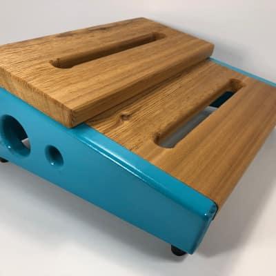 Double Decker Mini - Pedalboard - Choose Color by KYHBPB - P.O.