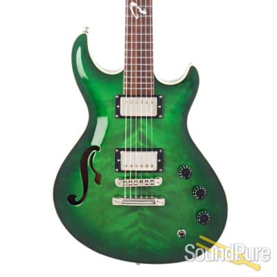 Ruokangas Duke Artisan Absinthe Green #1105243-D - Used for sale