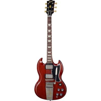 Gibson Custom Shop Murphy Lab '64 SG Standard Reissue Heavy Aged