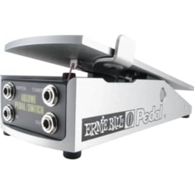 Ernie Ball Mono 250K Volume Pedal with Switch P06168 for sale