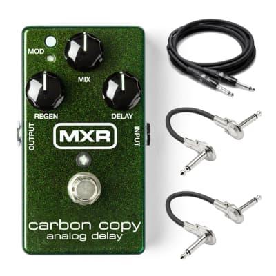 New MXR M169 Carbon Copy Analog Delay Guitar Effects Pedal