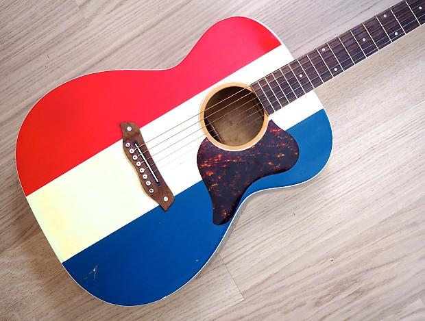 1971 Harmony Buck Owens American Vintage Acoustic Guitar Reverb