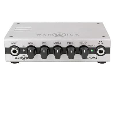 Warwick Amplification Gnome i 200w bass amp and interface for sale