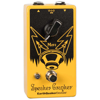 EARTHQUAKER DEVICES SPEAKER CRANKER for sale