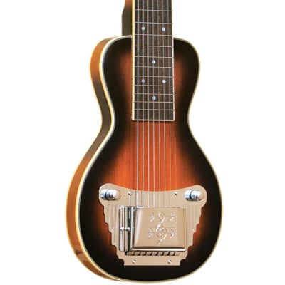 Gold Tone LS-8 8-String Lap Steel Two Tone Tobacco