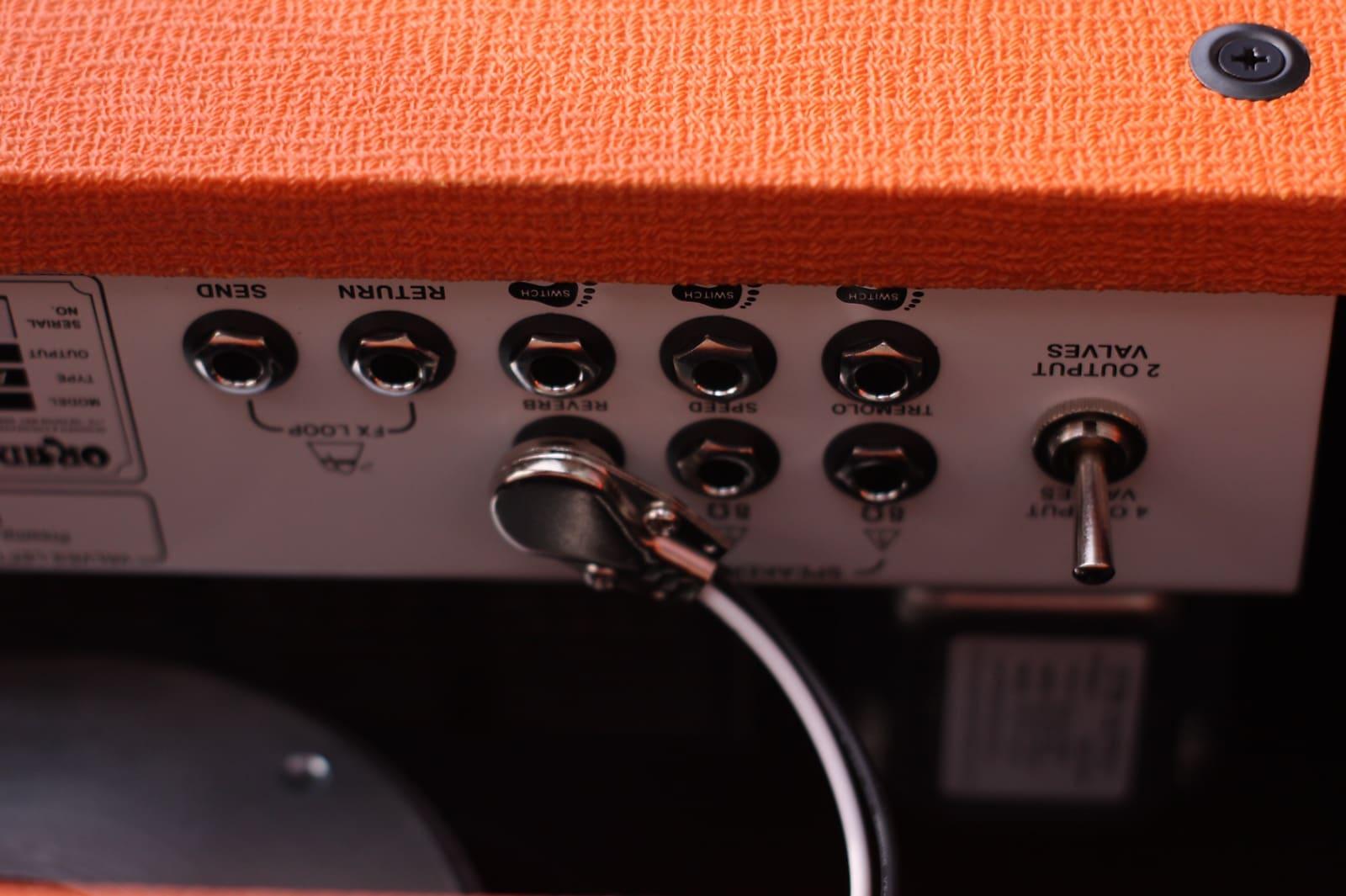 Orange Tremlord 30 Watt 1x12 Combo Amp - Free Shipping!