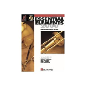 Hal Leonard Essential Elements for Band - Book 2 with EEi: Trombone