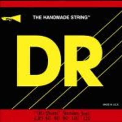 DR Strings MR-45 Medium HI Beam Bass Strings