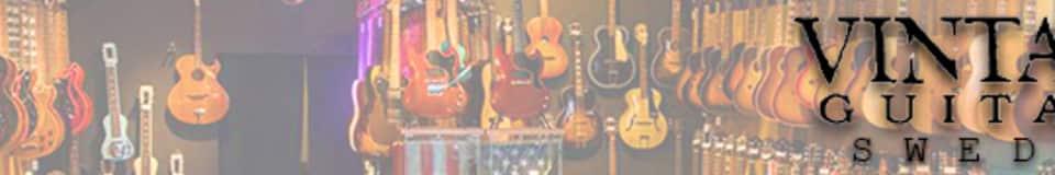 Vintage Guitars Sweden