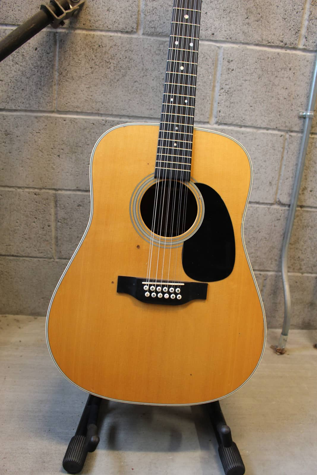 Martin D12-28 2004 Natural *Rough Condition* | Reverb