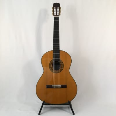 K Yairi CYM95 Classical Guitar (2006) 57145 Cedar Top, Indian Rosewood , in a Hiscox Case. for sale