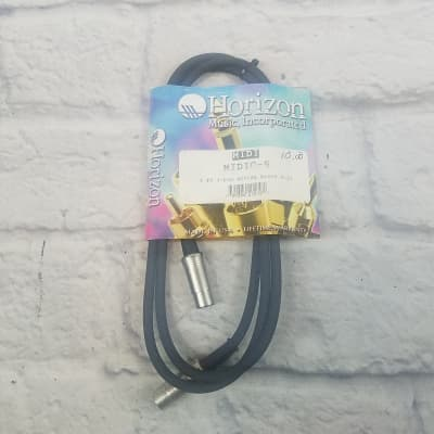 MIDIC-5 5ft Midi-3 Pin Cable