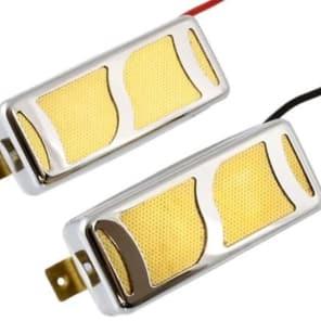 Allparts PU 6198-010 Gold Foil Pickup