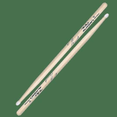 Zildjian Z5AN 5A Oval Nylon Tip (Pair) Drum Sticks