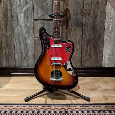 1996 Fender Jaguar MIJ'62 Sunburst for sale