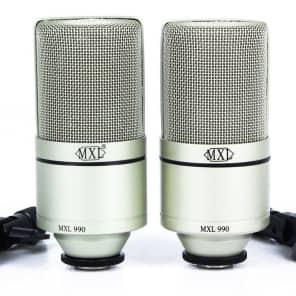 MXL 990 Pair