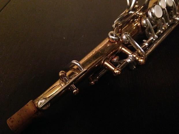 borgani macerata curved soprano saxophone raymond 39 s shop reverb. Black Bedroom Furniture Sets. Home Design Ideas